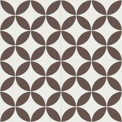 Gạch bông CTS 6.10(4-14)-4 viên - Encaustic cement tile CTS 6.10(4-14)-4tiles