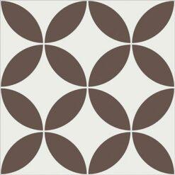 Gạch bông CTS 6.10(4-14) - Encaustic cement tile CTS 6.10(4-14)