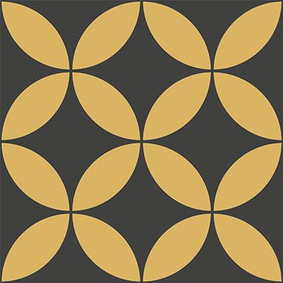 Gạch bông CTS 6.11(6-13) - Encaustic cement tile CTS 6.11(6-13)