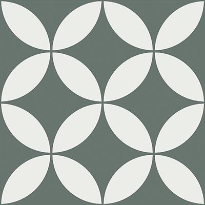Gạch bông CTS 6.12(3-4) - Encaustic cement tile CTS 6.12(3-4)