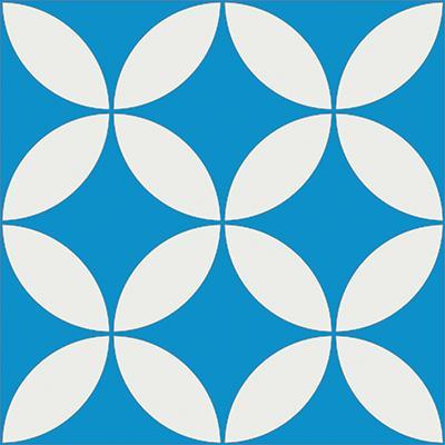 Gạch bông CTS 6.4(4-8) - Encaustic cement tile CTS 6.4(4-8)