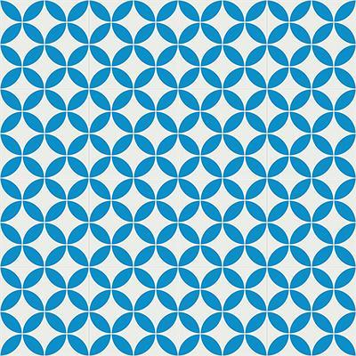 Gạch bông CTS 6.7(4-8)-16 viên - Encaustic cement tile CTS 6.7(4-8)- 16 tiles