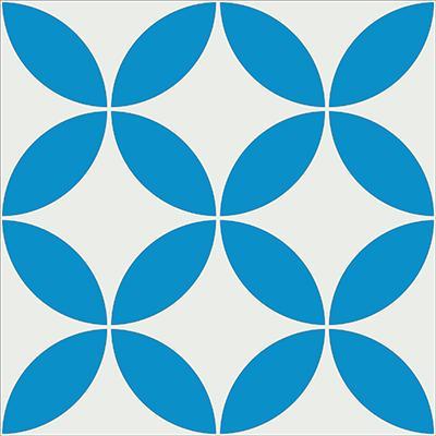 Gạch bông CTS 6.7(4-8) - Encaustic cement tile CTS 6.7(4-8)
