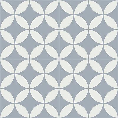 Gạch bông CTS 6.8(4-50)- 4 viên - Encaustic cement tile CTS 6.8(4-50)-4 tiles