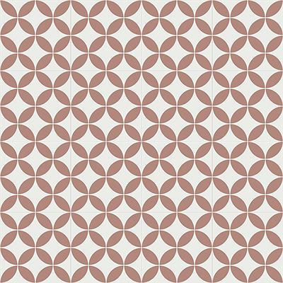 Gạch bông CTS 6.9(4-18)-16 viên - Encaustic cement tile CTS 6.9(4-18)-16 tiles