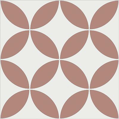 Gạch bông CTS 6.9(4-18) - Encaustic cement tile CTS 6.9(4-18)