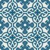 Gạch bông CTS 84.5(1-4-46)-4 viên - Encaustic cement tile CTS 84.5(1-4-46)-4 tiles