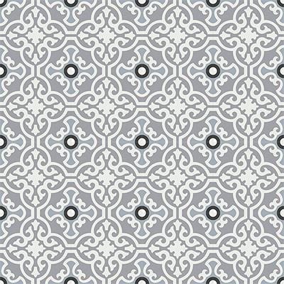 Gạch bông CTS 84.6(4-9-13-50)-16 viên - Encaustic cement tile CTS 84.6(4-9-13-50)-16 tiles