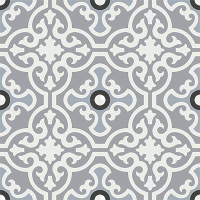 Gạch bông CTS 84.6(4-9-13-50)-4 viên - Encaustic cement tile CTS 84.6(4-9-13-50)-4 tiles