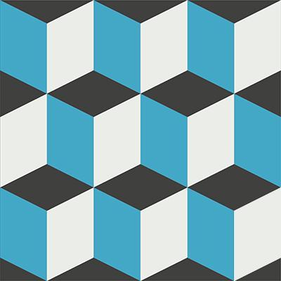 Gạch bông CTS 9.2(4-13-16) - Encaustic cement tile CTS 9.2(4-13-16)