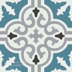 Gạch bông CTS 1.17(4-9-13-49) - Encaustic cement tile CTS 1.17(4-9-13-49)