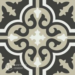 Gạch bông CTS 1.22(4-12-13) - Encaustic cement tile CTS 1.22(4-12-13)