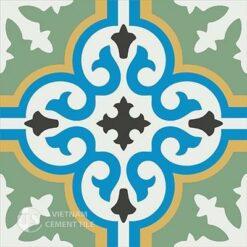 Gạch bông CTS 1.30(4-6-7-8-13) - Encaustic cement tile CTS 1.30(4-6-7-8-13)