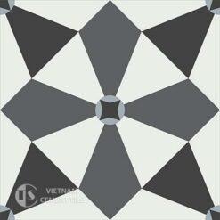 Gạch bông CTS 133.2(4-15-32-50) - Encaustic cement tile CTS 133.2(4-15-32-50)