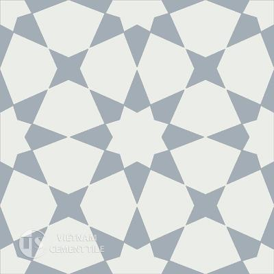 Gạch bông CTS 141.2(4-50)  - Encaustic cement tile CTS 141.2(4-50)