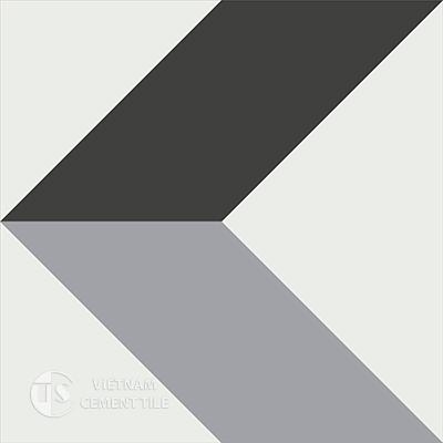 Gạch bông CTS 148.1(4-9-13) - Encaustic cement tile CTS 148.1(4-9-13)