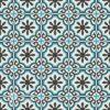 Gạch bông CTS 1.99(4-13-16) - 16 viên - Encaustic cement tile CTS 1.99(4-13-16)-16 tiles