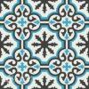 Gạch bông CTS 1.99(4-13-16) – 4 viên – Encaustic cement tile CTS 1.99(4-13-16)-4 tiles