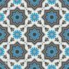 Gạch bông CTS 113.1(4-8-9-13) – 16 viên – Encaustic cement tile CTS 113.1(4-8-9-13)-16 tiles