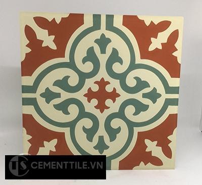 Gạch bông CTS 1.32(12-24-30) - Encaustic cement tile CTS 1.32(12-24-30)