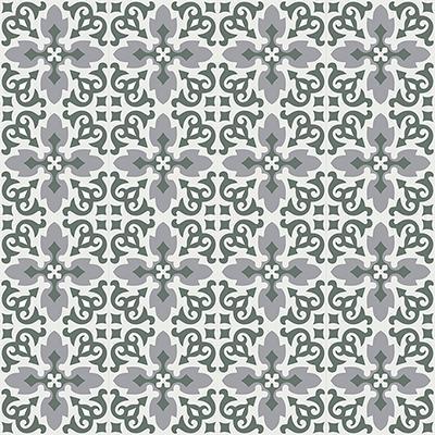Gạch bông CTS 18.11(3-4-9) - 16 viên - Encaustic cement tile CTS 18.11(3-4-9)-16 tiles