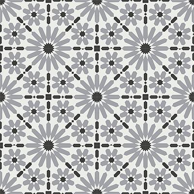 Gạch bông CTS 19.5(4-9-13)-16 viên - Encaustic cement tile CTS 19.5(4-9-13)-16 tiles