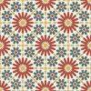 Gạch bông CTS 19.6(3-4-5-6)-16 viên - Encaustic cement tile CTS 19.6(3-4-5-6)-16 tiles
