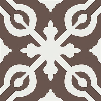 Gạch bông CTS 22.4(4-14) - Encaustic cement tile CTS 22.4(4-14)
