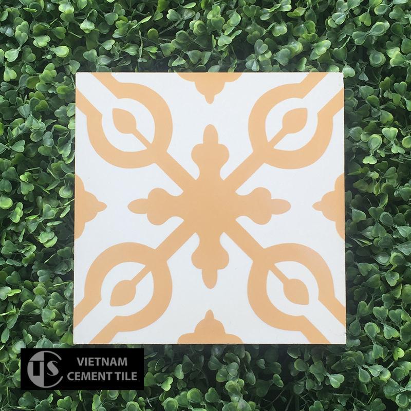 Gạch bông CTS 22.6(4-6) - Encaustic cement tile CTS 22.6(4-6)