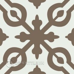 Gạch bông CTS 22.8(4-28) - Encaustic cement tile CTS 22.8(4-28)