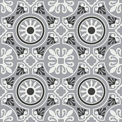 Gạch bông CTS 26.4(4-9-13)-16 viên - Encaustic cement tile CTS 26.4(4-9-13)-16 tiles