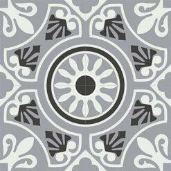 Gạch bông CTS 26.4(4-9-13)-4 viên - Encaustic cement tile CTS 26.4(4-9-13)-4 tiles