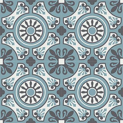 Gạch bông CTS 26.5(4-29-32)-16 viên - Encaustic cement tile CTS 26.5(4-29-32)-16 tiles