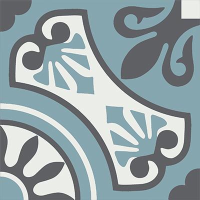 Gạch bông CTS 26.5(4-29-32) - Encaustic cement tile CTS 26.5(4-29-32)