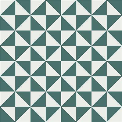 Gạch bông CTS 34.2(4-24)-4 viên - Encaustic cement tile CTS 34.2(4-24)-4 tiles