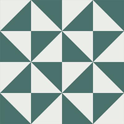 Gạch bông CTS 34.2(4-24) - Encaustic cement tile CTS 34.2(4-24)