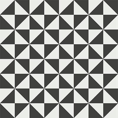 Gạch bông CTS 34.3(4-13)-4 viên - Encaustic cement tile CTS 34.3(4-13)-4 tiles