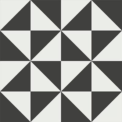 Gạch bông CTS 34.3(4-13) - Encaustic cement tile CTS 34.3(4-13)