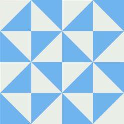 Gạch bông CTS 34.4(4-16) - Encaustic cement tile CTS 34.4(4-16)