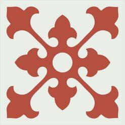 Gạch bông CTS 39.2(4-5) - Encaustic cement tile CTS 39.2(4-5)