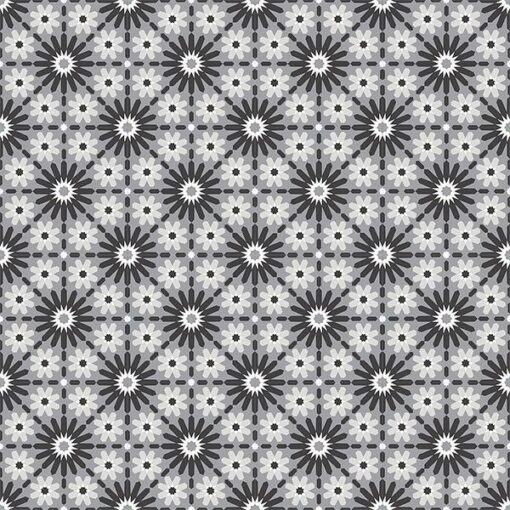 Gạch bông CTS 45.1(4-9-13-50) - 16 viên - Encaustic cement tile CTS 45.1(4-9-13-50)-16 tiles