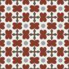 Gạch bông CTS 46.2(4-9-14-30)- 16 viên - Encaustic cement tile CTS 46.2(4-9-14-30)-16 tiles