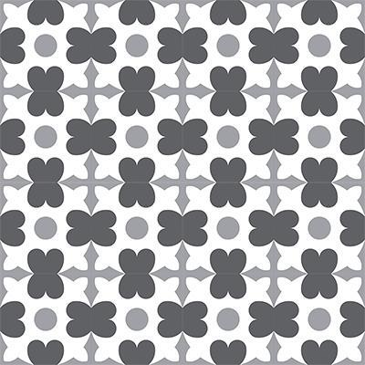 Gạch bông CTS 46.4(4-9-32)- 16 viên - Encaustic cement tile CTS 46.4(4-9-32)-16 tiles