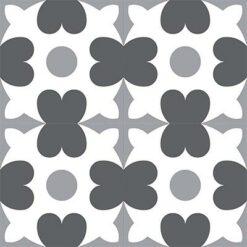 Gạch bông CTS 46.4(4-9-32)- 4 viên - Encaustic cement tile CTS 46.4(4-9-32)-4 tiles