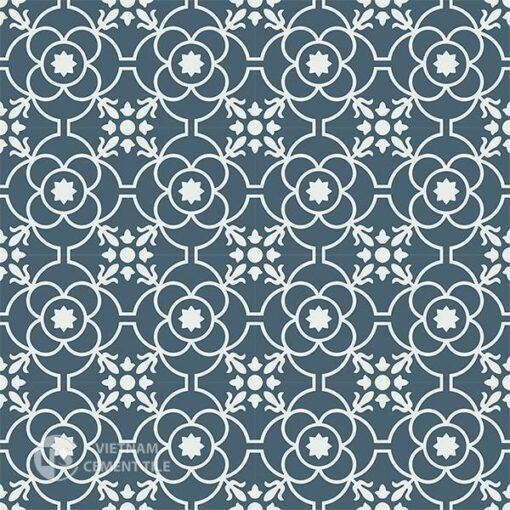 Gạch bông CTS 51.6(1-4) - 16 viên - Encaustic cement tile CTS 51.6(1-4) - 16 tiles