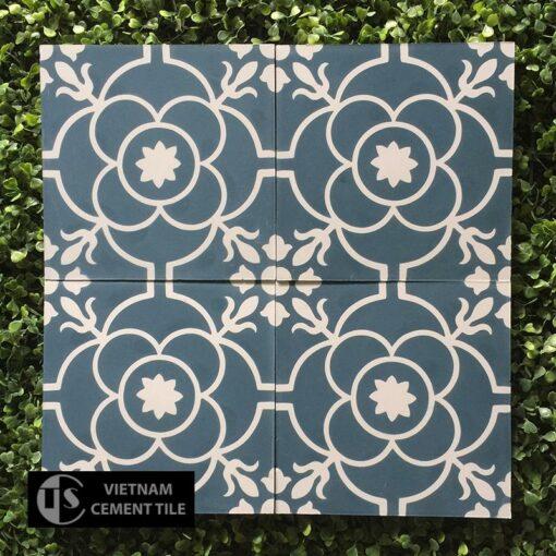 Gạch bông CTS 51.6(1-4) - Encaustic cement tile CTS 51.6(1-4)