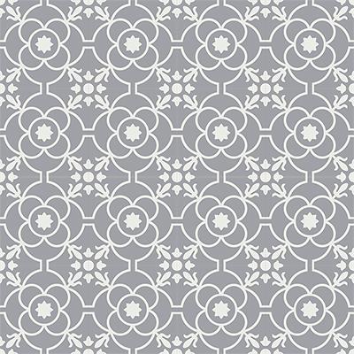 Gạch bông CTS 51.7(4-9) - 16 viên - Encaustic cement tile CTS 51.7(4-9) - 16 tiles
