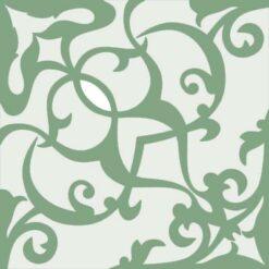 Gạch bông CTS 52.2(4-7) - Encaustic cement tile CTS 52.2(4-7)