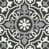Gạch bông CTS 60.3(4-9-13) - 4 viên - Encaustic cement tile CTS 60.3(4-9-13)-4 tiles