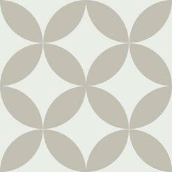 Gạch bông CTS 7.2(4-27) - 4 viên - Encaustic cement tile CTS 7.2(4-27)-4 tiles